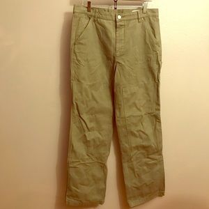 Slouchy-fit Tory Burch cargo pants